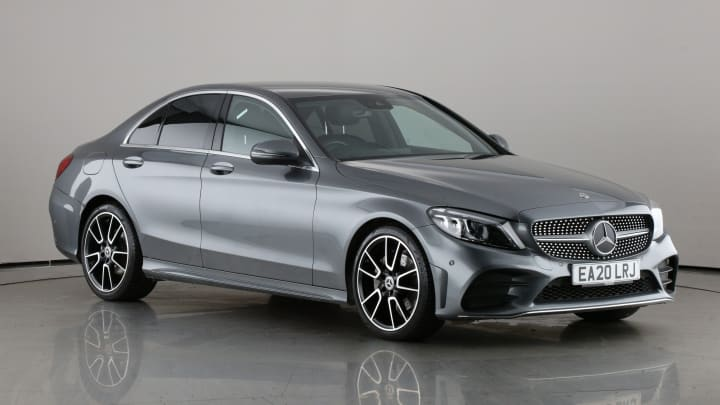 2020 used Mercedes-Benz C Class 2L AMG Line Night Edition C220d