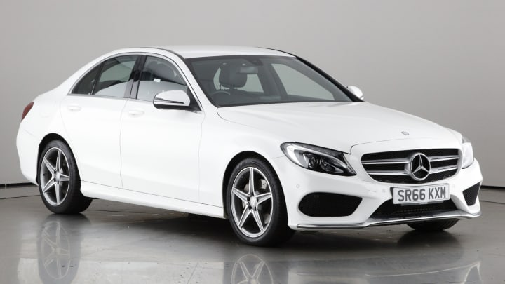 2016 used Mercedes-Benz C Class 1.6L AMG Line C200d