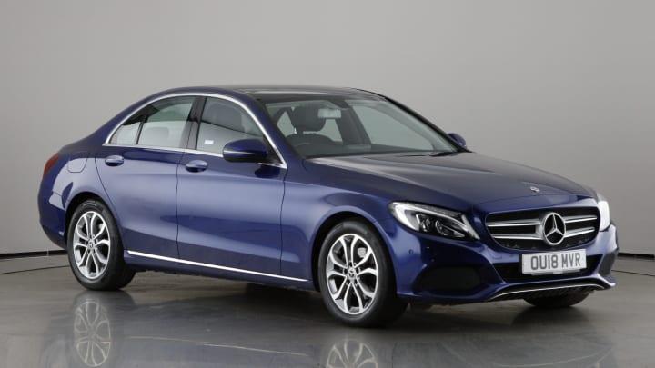 2018 used Mercedes-Benz C Class 2L Sport C200