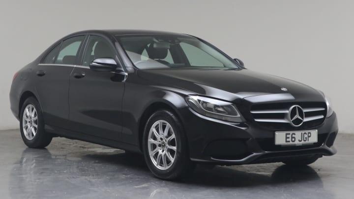 2018 used Mercedes-Benz C Class 2L SE C200