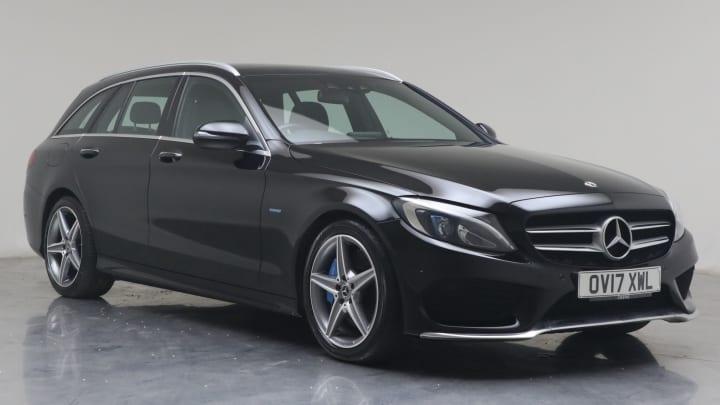 2017 used Mercedes-Benz C Class 2L AMG Line C350e
