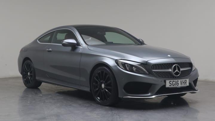 2016 used Mercedes-Benz C Class 2L AMG Line C300
