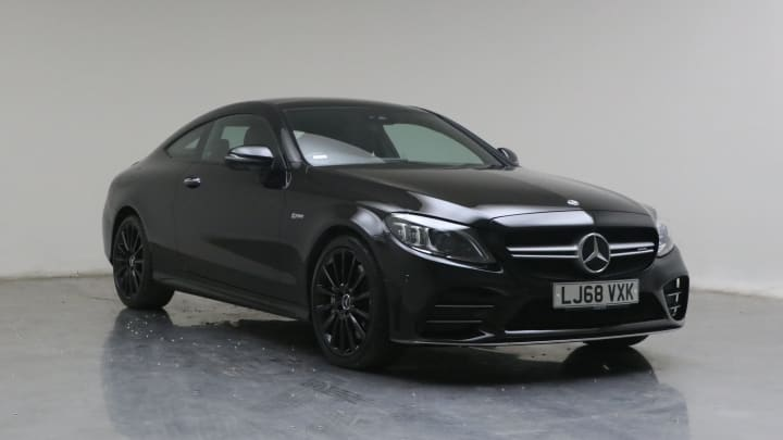 2019 used Mercedes-Benz C Class 3L AMG C43 V6