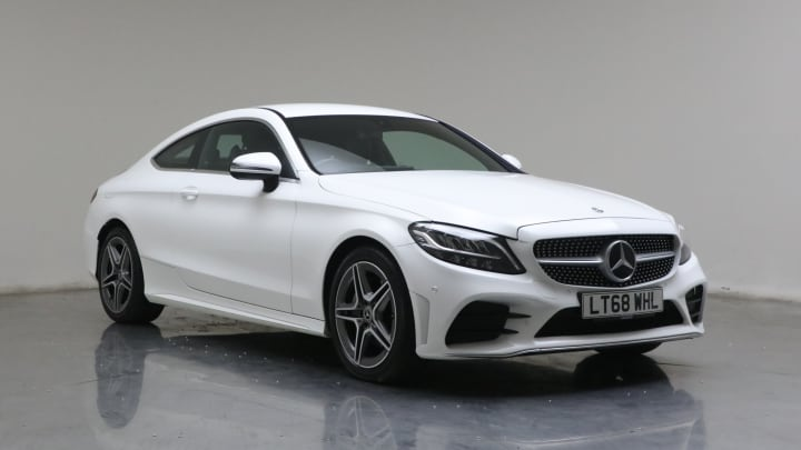 2018 used Mercedes-Benz C Class 1.5L AMG Line EQ Boost C200