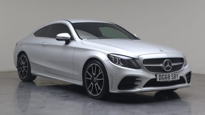 2018 used Mercedes-Benz C Class 2L AMG Line C300