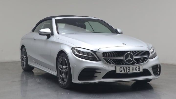 2019 used Mercedes-Benz C Class 2L AMG Line C220d