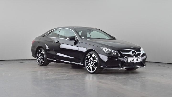 2016 used Mercedes-Benz E Class 2.1L AMG Line BlueTEC E220 CDI