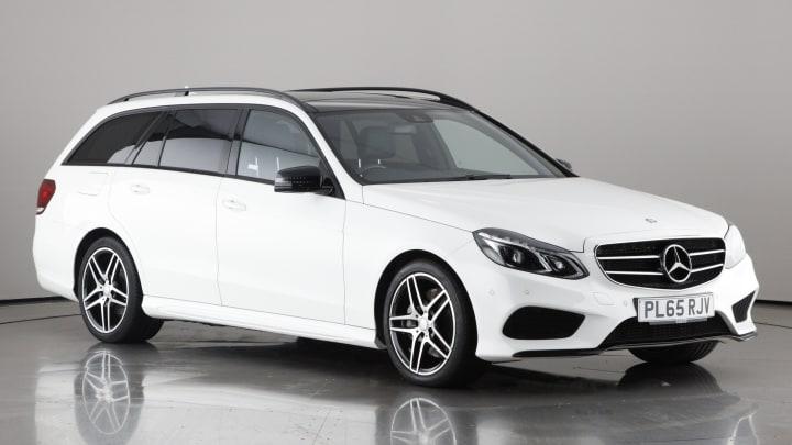 2015 used Mercedes-Benz E Class 3L