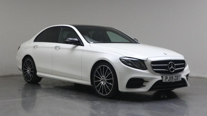 2019 used Mercedes-Benz E Class 2L AMG Line Night Edition E220d