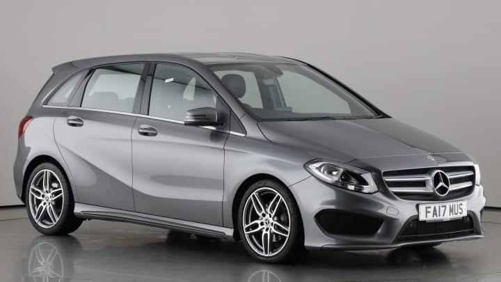 2018 used Mercedes-Benz B Class 2.1L AMG Line B200d