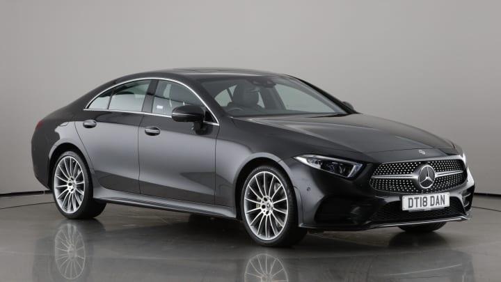 2018 used Mercedes-Benz CLS 2.9L AMG Line CLS350d