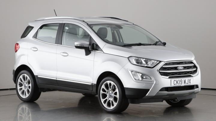 2019 used Ford EcoSport 1L Titanium EcoBoost T