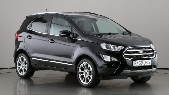 2020 used Ford EcoSport 1L Titanium EcoBoost T