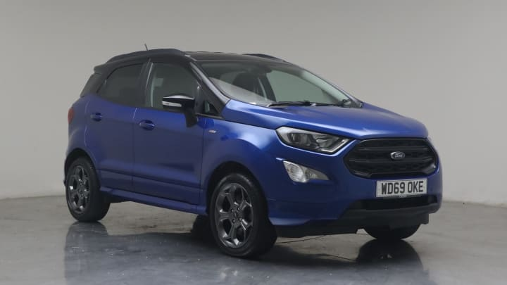 2020 used Ford EcoSport 1L ST-Line EcoBoost T