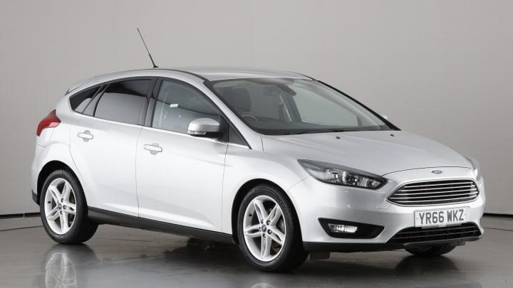 2016 used Ford Focus 1.5L Zetec TDCi