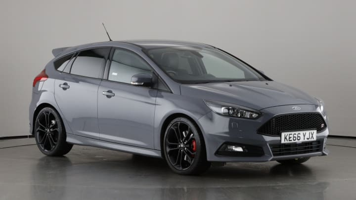 2017 used Ford Focus 2L ST-3 EcoBoost T