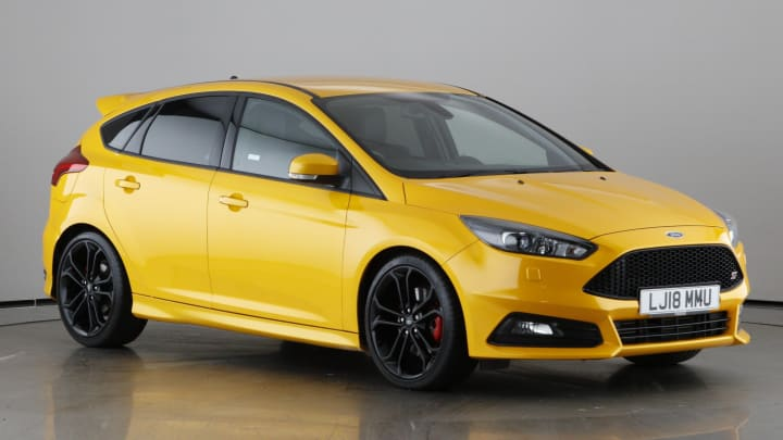 2018 used Ford Focus 2L ST-3 EcoBoost T