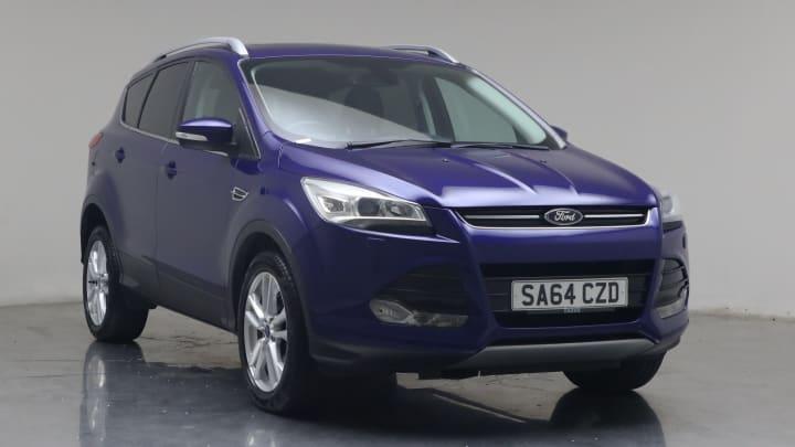 2014 Used Ford Kuga 2L Titanium X TDCi