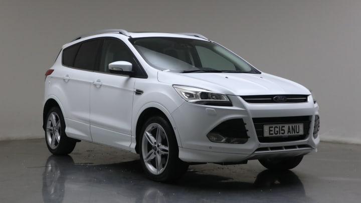 2015 Used Ford Kuga 2L Titanium X TDCi