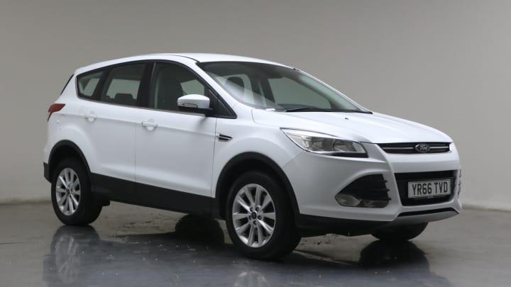 2016 used Ford Kuga 2L Titanium TDCi