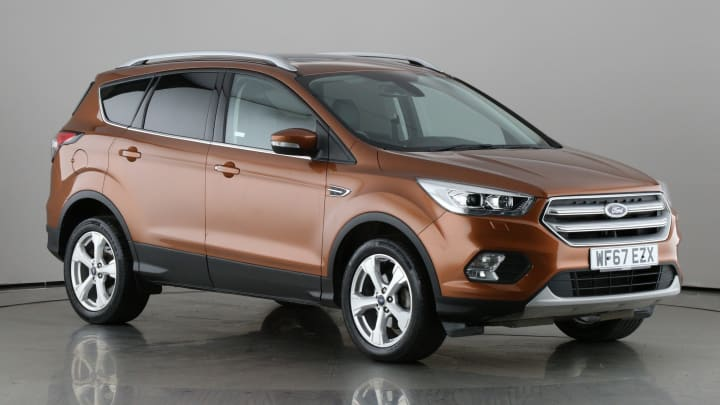 2017 used Ford Kuga 1.5L ST-Line X EcoBoost T