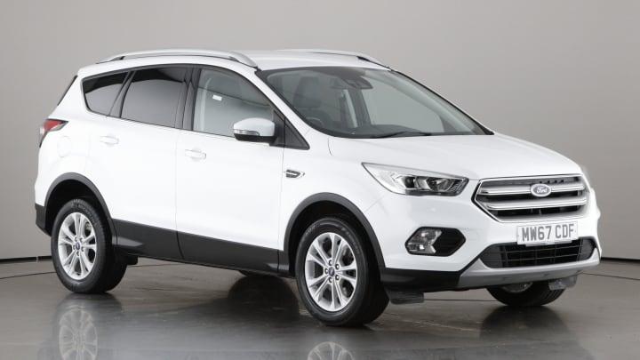 2018 used Ford Kuga 1.5L Titanium TDCi