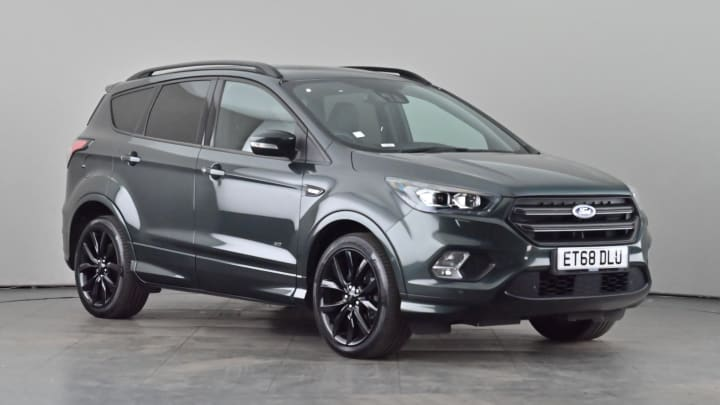 2019 used Ford Kuga 1.5L ST-Line X EcoBoost T