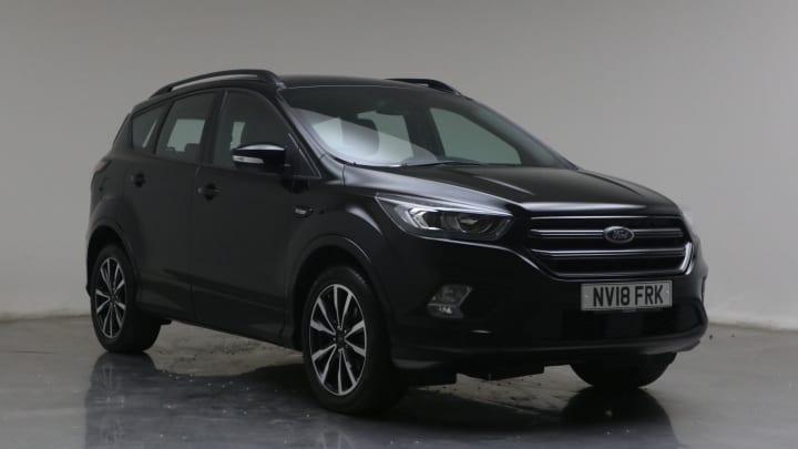 2018 used Ford Kuga 1.5L ST-Line EcoBoost T
