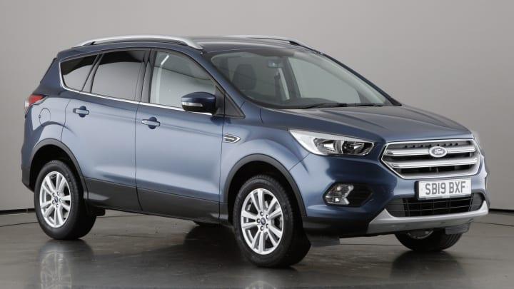 2019 used Ford Kuga 1.5L Zetec EcoBoost T