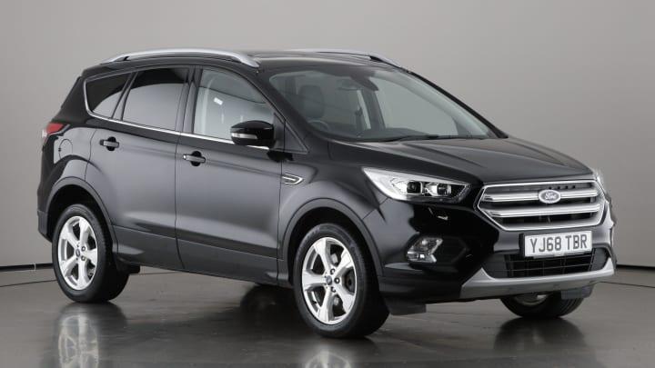 2019 used Ford Kuga 1.5L Titanium X TDCi