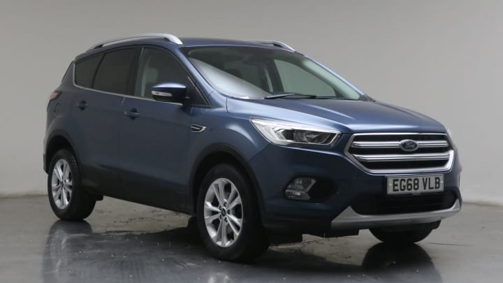 2019 used Ford Kuga 2L Titanium TDCi