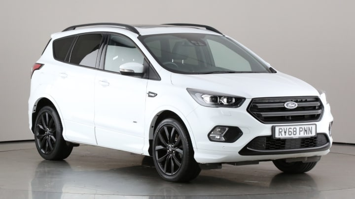 2018 used Ford Kuga 2L ST-Line X TDCi