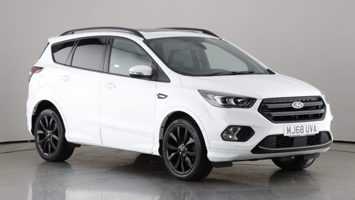 2018 used Ford Kuga 1.5L ST-Line X TDCi
