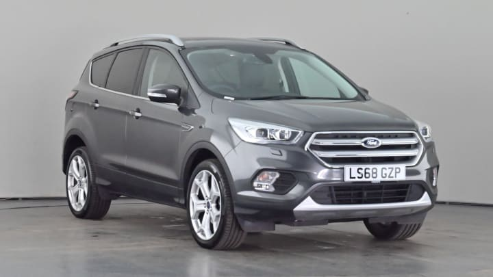 2018 used Ford Kuga 1.5L Titanium X EcoBoost T