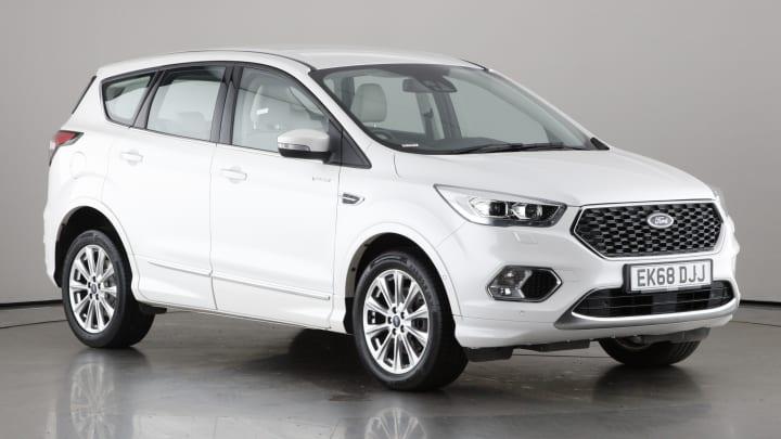 2018 used Ford Kuga 2L Vignale EcoBlue TDCi