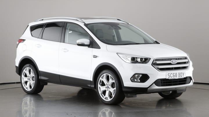 2018 used Ford Kuga 1.5L Titanium X TDCi