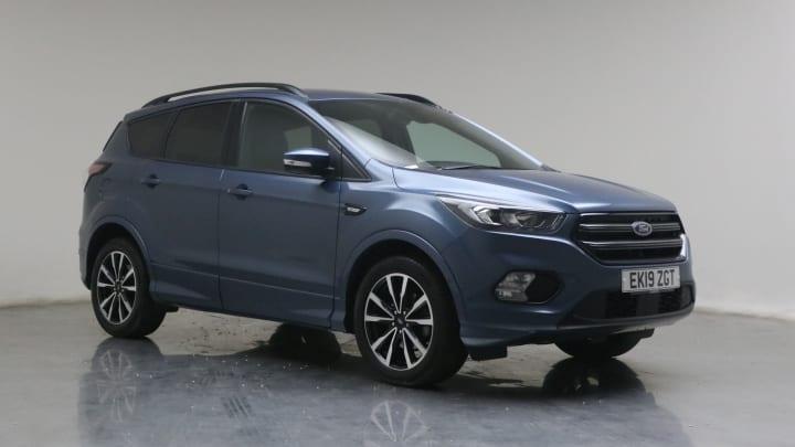 2019 used Ford Kuga 1.5L ST-Line TDCi