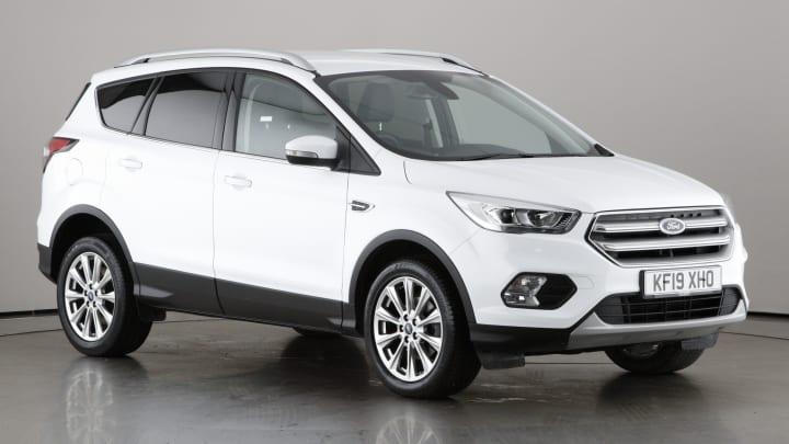 2019 used Ford Kuga 1.5L Titanium Edition EcoBlue TDCi