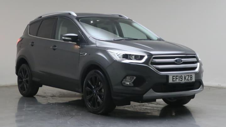 2019 used Ford Kuga 2L Titanium X Edition EcoBlue TDCi