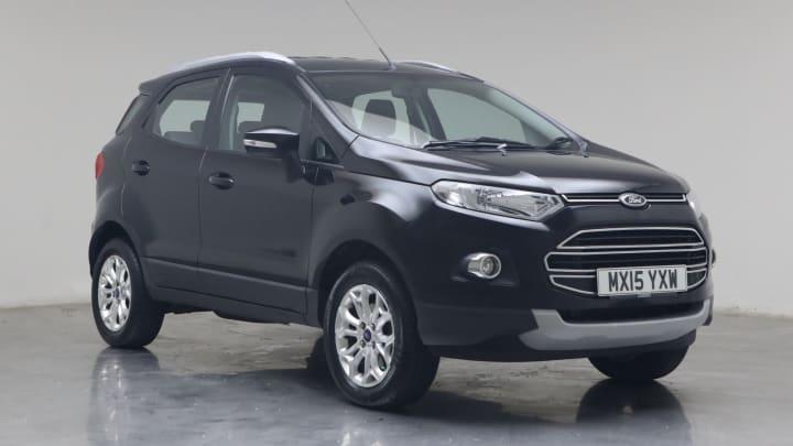 2015 Used Ford EcoSport 1L Titanium EcoBoost T