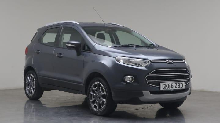 2016 used Ford EcoSport 1.5L Titanium Ti-VCT
