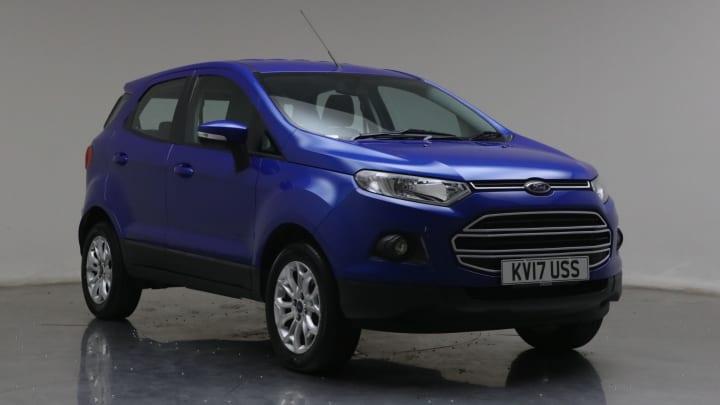 2017 Used Ford EcoSport 1L Zetec EcoBoost T