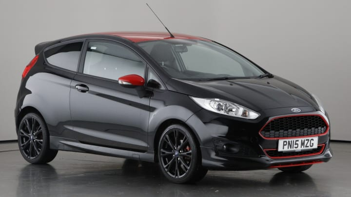 2015 used Ford Fiesta 1L Zetec S EcoBoost