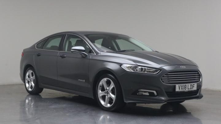 2018 used Ford Mondeo 2L Titanium TiVCT