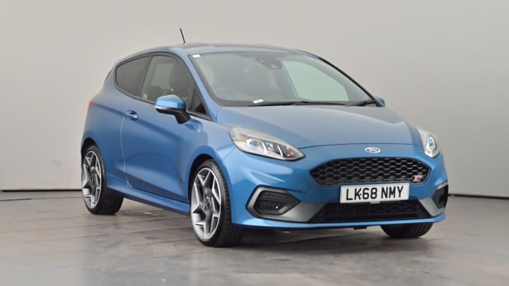 2018 used Ford Fiesta 1.5L ST-3 EcoBoost T