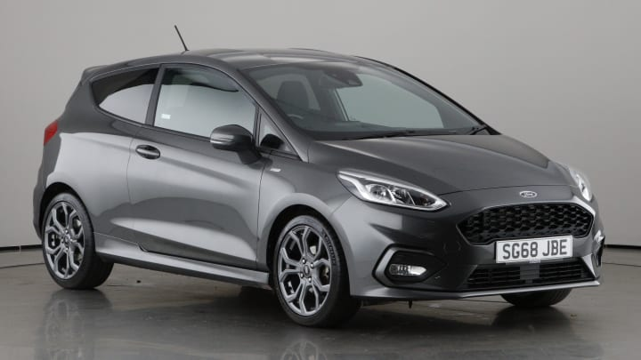 2018 used Ford Fiesta 1L ST-Line EcoBoost T