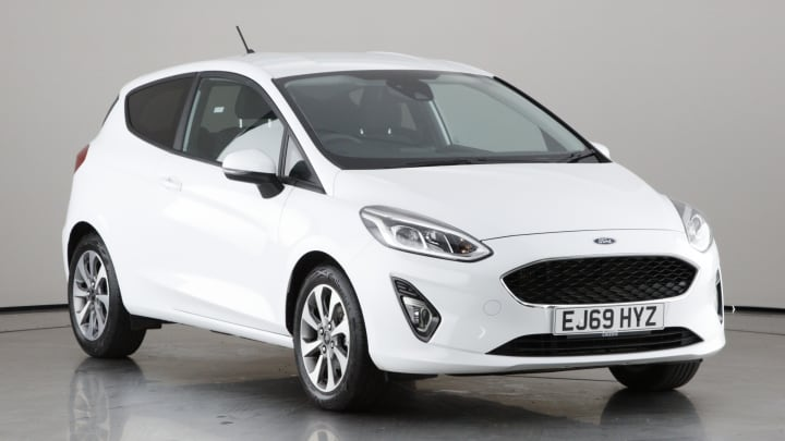 2020 used Ford Fiesta 1L Trend EcoBoost T