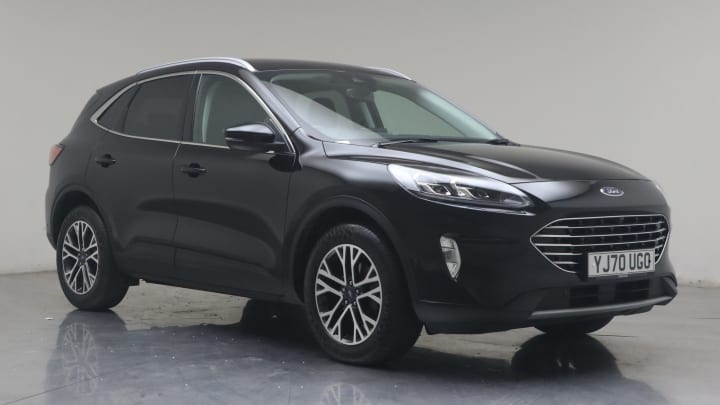 2020 used Ford Kuga 1.5L Titanium First Edition EcoBoost T