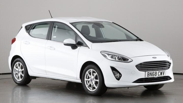 2018 used Ford Fiesta 1.5L Zetec TDCi