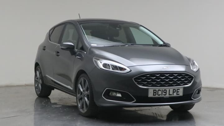 2019 used Ford Fiesta 1L Vignale EcoBoost T
